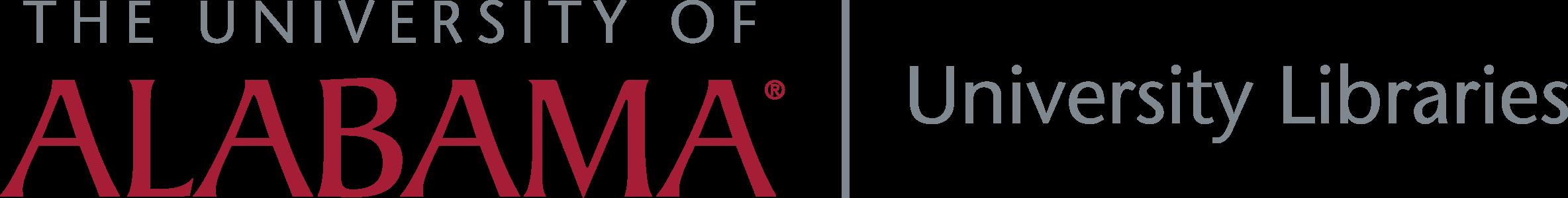 University of Alabama Libraries Logo