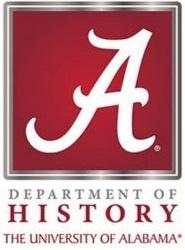 University of Alabama Department of History Logo