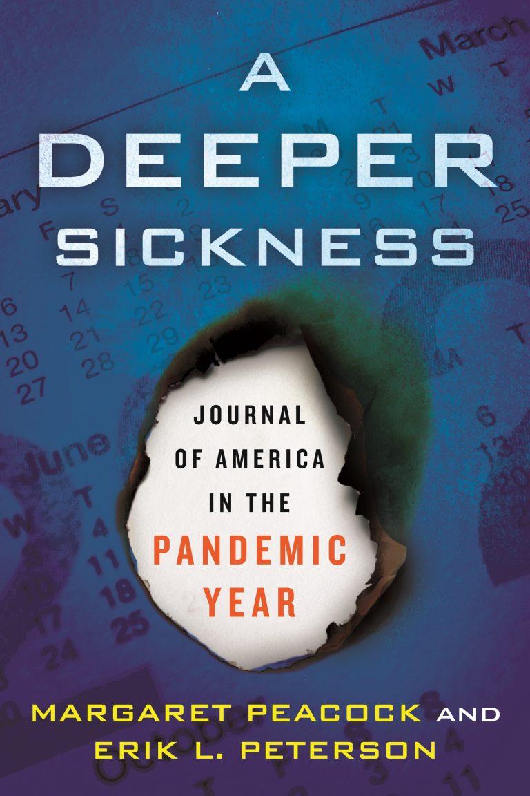 Deeper Sickness Book Cover