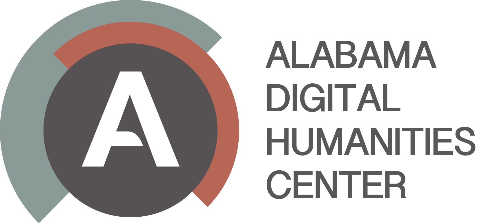 Alabama Digital Humanities Center logo