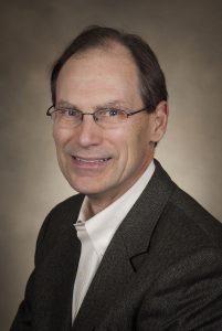 studio headshot of History professor George Rable