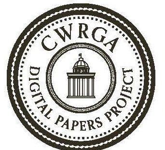 Civil War and Reconstruction Governors of Alabama logo